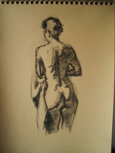 charcoal sketch 2014