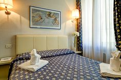 Double room Hotel Aretino  Arezzo, Tuscany
