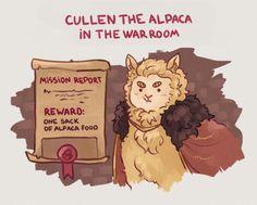 cullen dragon age | Tumblr