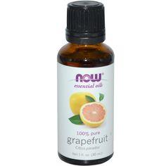 Now Foods, Essential Oils, Grapefruit, 1 fl oz (30ml) http://www.iherb.com?rcode=HQH059