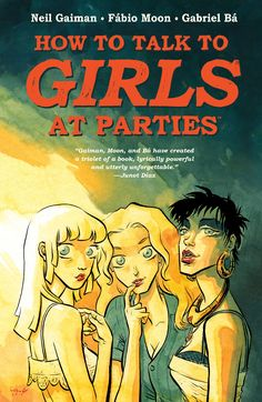 Neil Gaiman's How To Talk To Girls At Parties Full - Read Neil Gaiman's How To Talk To Girls At Parties Full comic online in high quality