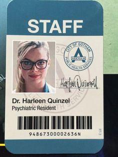 Dr.Harleen Quinzel
