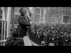 Ignacy Jan Paderewski - ostatnie przemówienie fragment