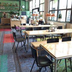 Eindhoven // Caffee Allee // Marleen Brekelmans - @bijzonderplekje // 16.10.2014