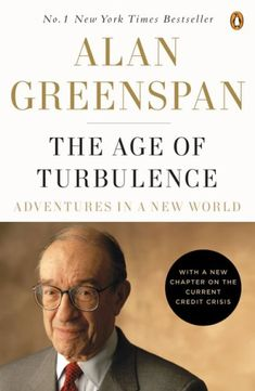A story about global finance. Controversial? But inevitably present in history, Alan Greenspan