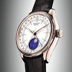 e287c2cf717 Rolex Cellini Moonphase - side