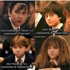 Hilarity Ensues When Harry Potter Memes Pop Up. - - - Hilarity Ensues When Harry Potter Memes Pop Up… – people Heiterkeit entsteht, wenn Harry Potter Meme auftauchen … – Harry Potter Jokes, Harry Potter Theme, Harry Potter Cast, Harry Potter Fandom, Harry Potter World, Harry Potter Funny Pictures, Girl From Harry Potter, Facts About Harry Potter, Harry Potter Characters Names