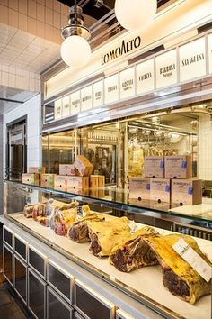 Butcher shop LomoAlto