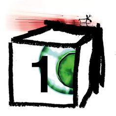 Unter www.schauspiel-stuttgart.de dürft ihr heute das erste Türchen unseres Adventskalenders öffnen. #Adventskalender