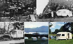 Beautifully nostalgic images of caravans from over the past century