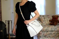 Fast Food & Fast Fashion: Review: MICHAEL by Michael Kors Selma Large East West Satchel