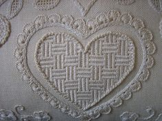 stitches and Life: Memory Lane Monday - Schwalm Embroidery