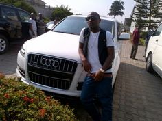 Nigerian recording artist and producer, David Adeleke better known as Davido recently picked up a new Audi Q7