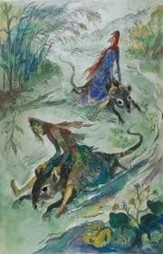 Bildresultat för szancer Fairy Tales, Painting, Art, Art Background, Painting Art, Kunst, Fairytail, Paintings, Adventure Movies