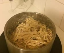 Recipe Matt's Favourite Fettuccine Carbonara by Leaw21 - Recipe of category Pasta & rice dishes