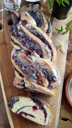 This soft and buttery Twisted Poppy Seed Loaf with Sour Cherry Jam and Rum Glaze is the perfect recipe for an indulgent Christmas or Easter Brunch! Sour Cherry Jam, Poppy Seed Filling, Dough Cutter, Christmas Morning Breakfast, Frozen Cherries, Spiced Coffee, Thing 1, Instant Yeast, Easter Brunch