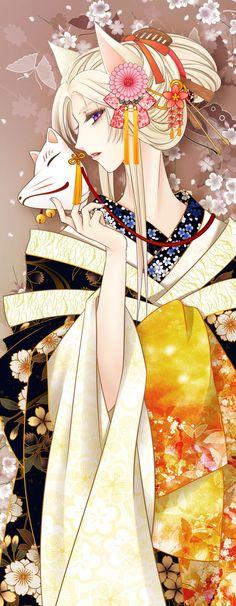 Nogikitsune Sayuri