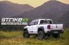 VW Amarok 2.0L Single-Turbo 01 Strike