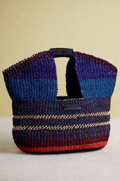 Volta Tote by AAKS #anthropologie #anthrofave