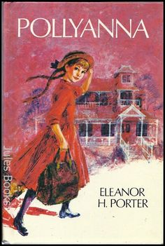 POLLYANNA - ELEANOR H. PORTER   A quality book that many girls' grandma's grandma liked 100 years ago (1913). Still good! Available free online also See free text at Gutenberg (site of other free, good books) http://www.gutenberg.org/ebooks/1450