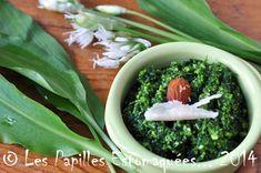Pesto d'ail des ours amandes Parmesan, Parsley, Herbs, Oui, Buffets, Sauces, Natural Kitchen, Wild Garlic, Almonds