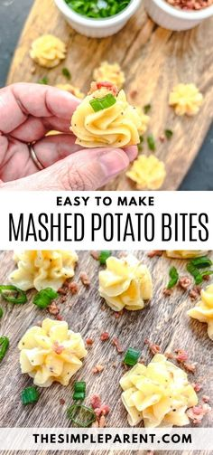 Thanksgiving is all about gratitude and food. It's a wonderful combination of the good things in life. I have a lot of favorite recipes but I also love trying new recipes. This year I decided to make Mashed Potato Bites for a fun appetizer take on one of my favorite side dishes! Thanks to @Pioneer1851 for the inspiration! AD #cookingwithpioneer Potato Appetizers, Yummy Appetizers, Appetizers For Party, Easy Vegetable Side Dishes, Making Mashed Potatoes, Potato Bites, Side Dish Recipes, Easy Recipes, Thanksgiving Recipes
