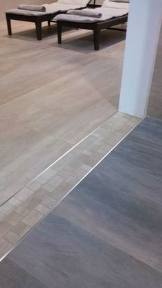 Interior Designs Tile To Wood Floor Transition flooring Top 70 Best Tile To Wood Floor Transition Ideas - Flooring Designs Wood Tile Floors, Wooden Flooring, Hardwood Floors, Flooring Ideas, Ceramic Wood Tile Floor, Laminate Tile Flooring, Flooring Options, Decor Interior Design, Interior Decorating