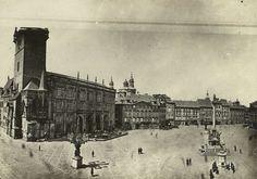 Staroměstské n. v roce 1880