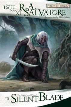 Bestseller Books Online The Silent Blade: The Legend of Drizzt, Book XI R.A. Salvatore $7.99  - http://www.ebooknetworking.net/books_detail-0786950544.html