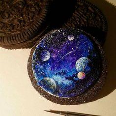 Biscoito Astronômico ☀️