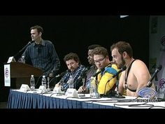 This Is the End: Seth Rogen and Evan Goldberg WonderCon Panel Interview 3 --  -- http://wtch.it/arG0g