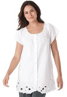 Shop Plus Size Tunics for Women | Woman Within