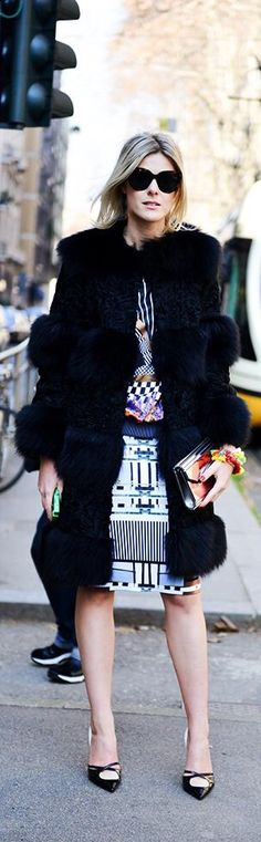 Sofie Valkiers Street Chic