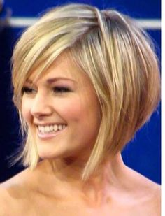 Another cute short hairstyle