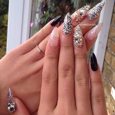 Glam Nails《♡》