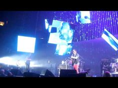 Radiohead - Skirting On The Surface ( First time live ) Live @ American Airlines Center  3-5-12 in HD. Great interaction w/ the audience <3