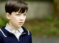 His eyes is just so amazing! xo (Boy in the Striped Pajamas)