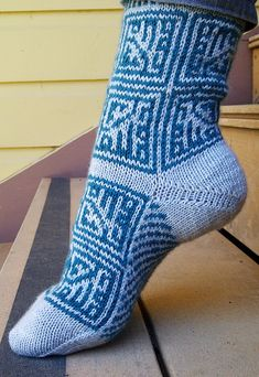 No but really... socks knitted with circuit tiles pattern.  And stitch markers made of old resistors.