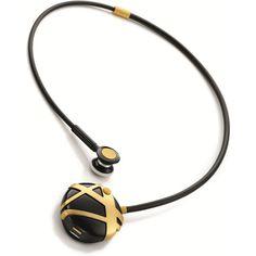 Novero Bluetooth Pendant Necklace found on Polyvore (november 2012)