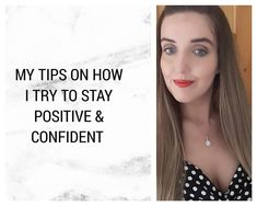 Check my Instagram beauty blog Staying Positive, I Tried, Confidence, Positivity, Tips, Check, Blog, Beauty, Instagram