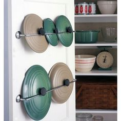 Awesome idea to save space!
