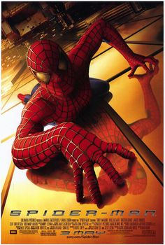 Top ten cine nerd: Spider-man (2002, Sam Raimi)