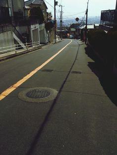#Landscape #Street #Streetphotography in Kobe, Japan, March 29, 2014 | EyeEm