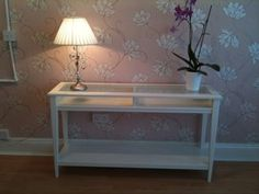 IKEA - Liatorp Console Table $399  to hold my keys, mail etc