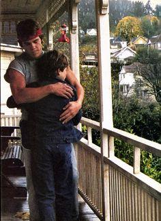 Josh Brolin and Sean Astin (a la Goonies)