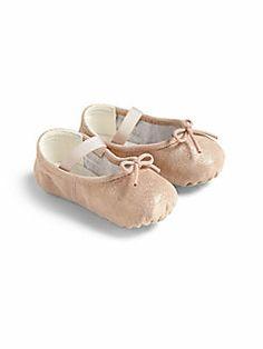 Bloch - Infant's Sirenetta Leather Ballerina Flats