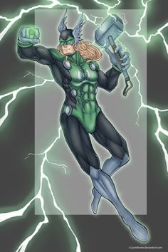 23 Heroes Who Would Make Incredible Green Lanterns