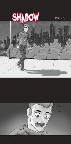 Silent Horror :: Shadow | Tapastic Comics - image 1
