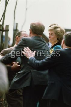 Princess Diana gets attacked during a walkabout