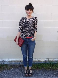 If I Must Say So: Style Post: Boy Jeans